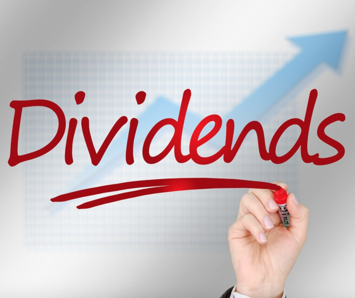 Stocks Going Ex Dividend in April 2019