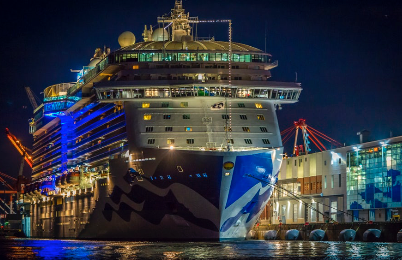 Cruise Line Shareholders Get Free Onboard Credit