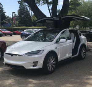 Tesla Gullwing